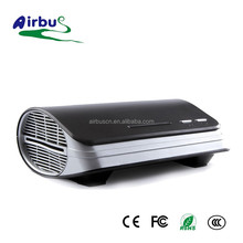 Airbus green car anion air purifier ionizer dust collector wholesale portable electronic air cleaner