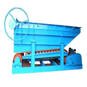 High stability conveyor performance feeding equipment belt feeder