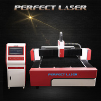 500W 750W 1KW 2KW CNC mini metal fiber sheet metal laser cutter for 1mm 2mm 3mm 5mm 6mm Stainless