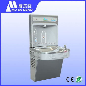 Wall Mounted Water Cooler,Indoor Drinking Water Fountain Automatic ...