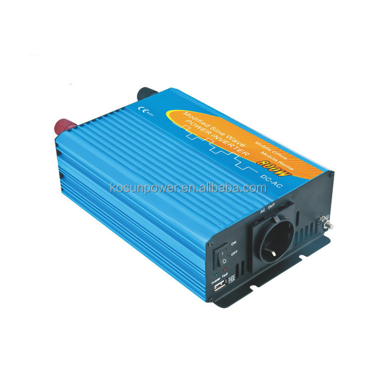 Pure Sine Wave 72V DC to AC Inverter 800W