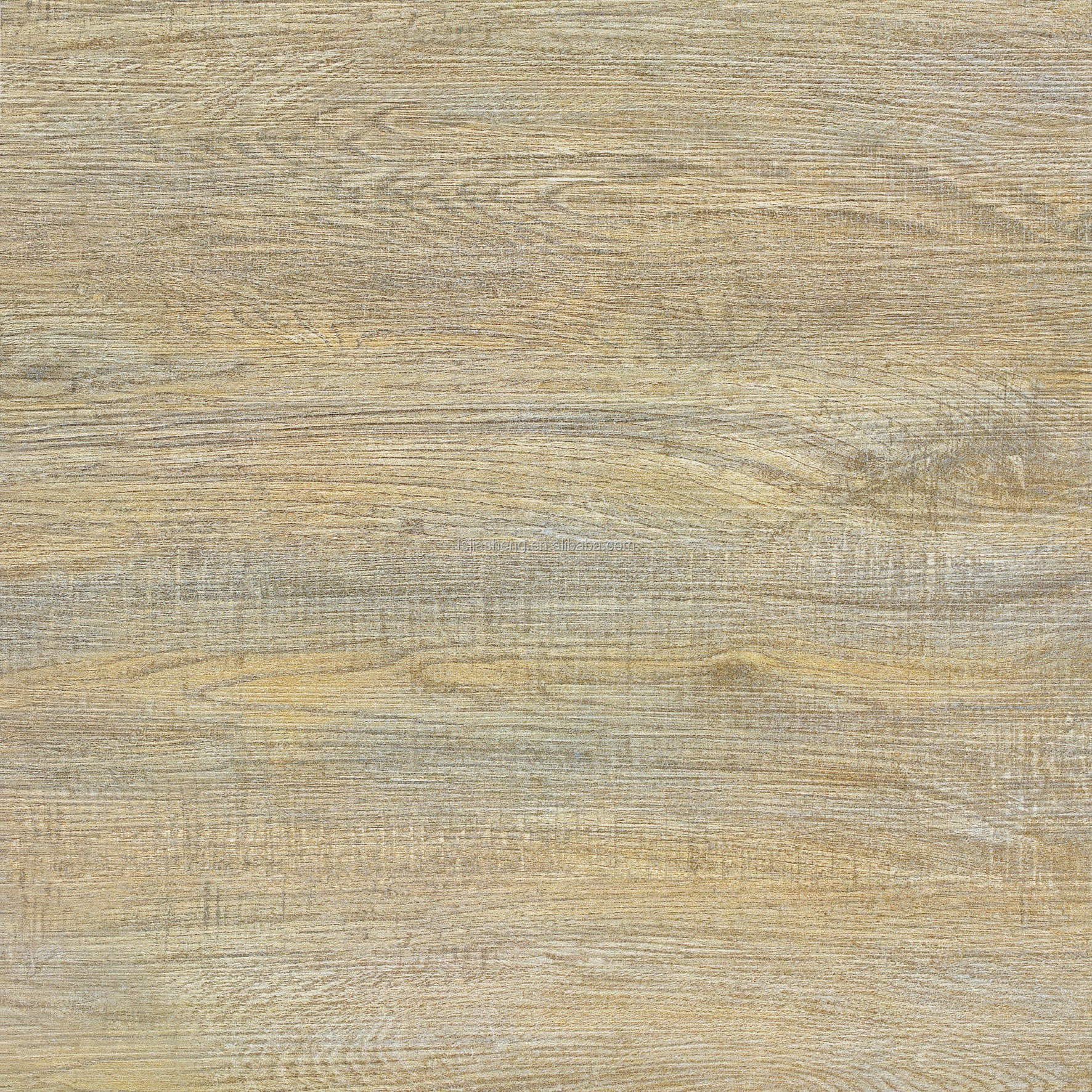 600*600mm wood look glazed  floor tile porcelain price low water absorption rate wood plank tile
