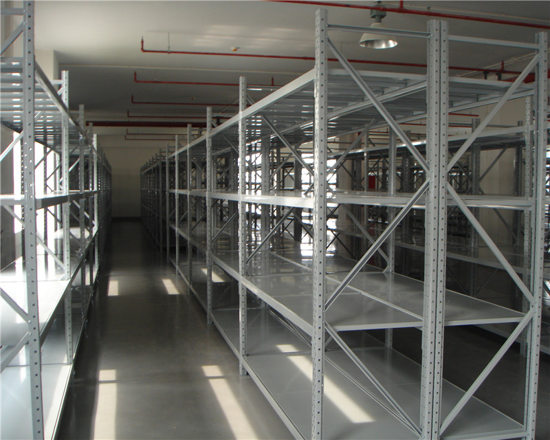 Maxrac custom metal shelf warehouse storage iron rack