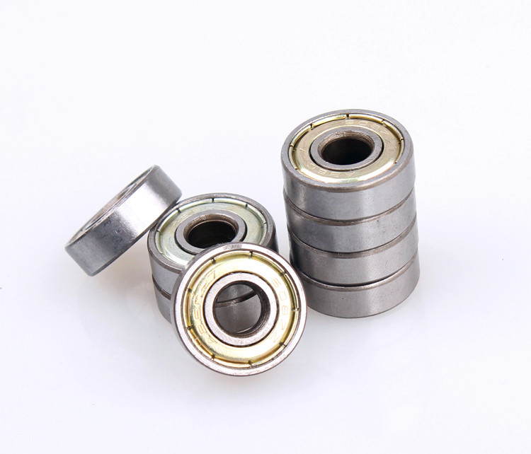 Deep Groove Structure ABEC-7 Precision Rating bearing 609Z