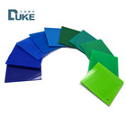 Wholesale 3mm Thick UV Glow In The Dark Acrylic Sheet