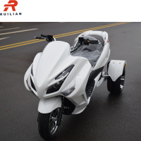 LB-08 New Fashion 72V 1500W Fat Tire Electric Scooter