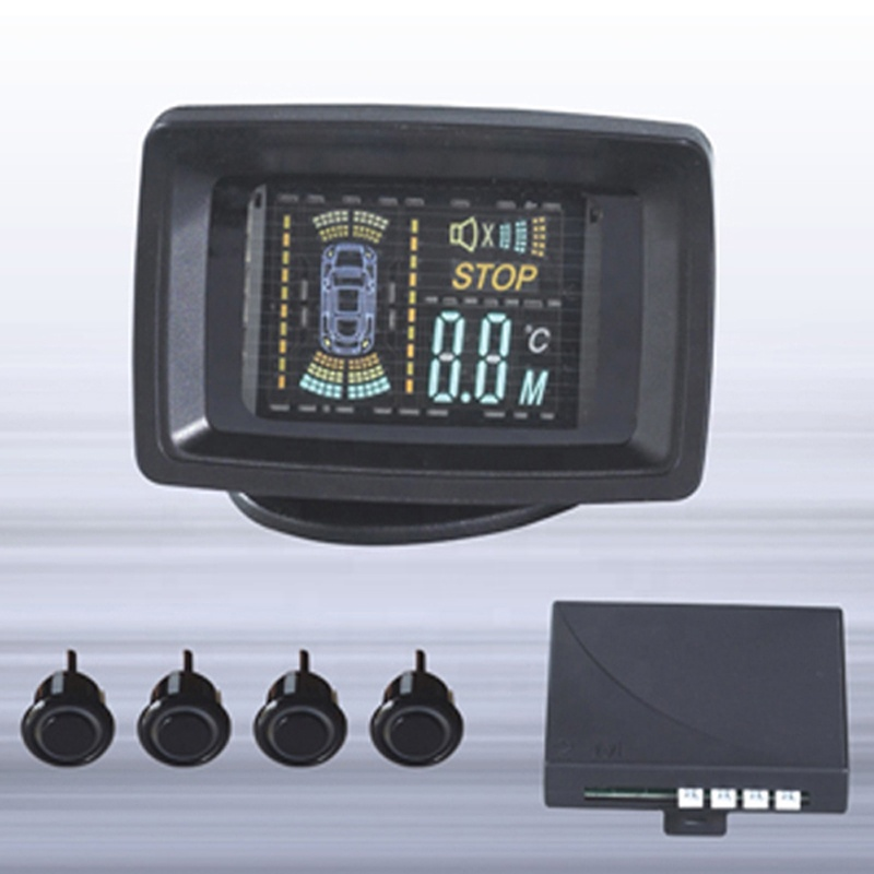 VFD Display HUD Display Auto Parking System Car Vacuum Fluorescent Display