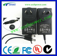 2013 new product! car 12v 2a dc dc converter Australian pass SAA.GS, use to LED light,Dc jack is:5.5*2.1mm