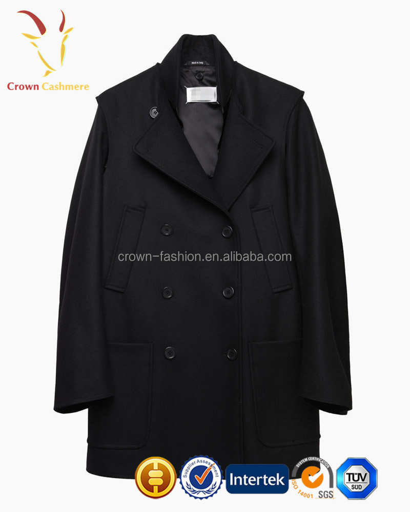 Winter Women's Cotton Cashmere Coat Women Cause Cashmere Coat Jacket