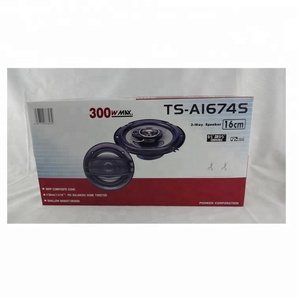 TS-1674S Car Speaker Paired Automobile Automotive Auto Car Horn Speaker 300W