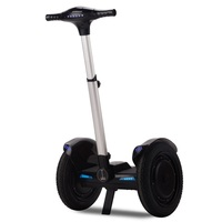 Latest Design self-balancing personal transporter electric balance scooter with LCD display/ handle bar
