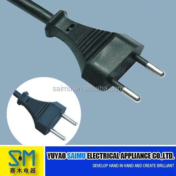 Swiss Power Extension Cord With Three Pin Plug - Buy Extension Cord ...