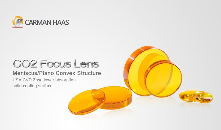 China Factory Znse Material CO2 Laser Focus Lens