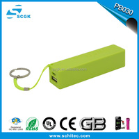 Ultra Thin Slim Power Bank 10000mah made in Shenzhen factory with best price