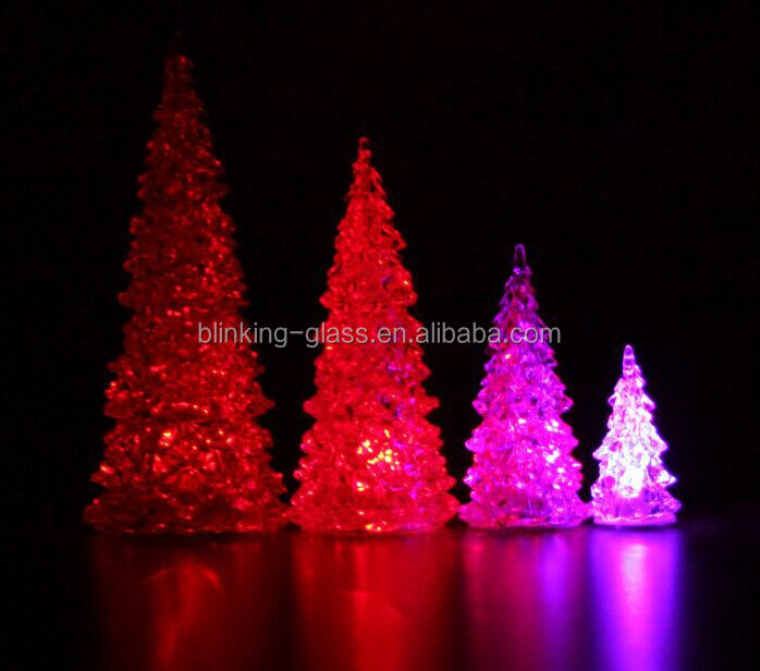 Color Changing Ornaments Color Changing Ornaments Suppliers And  - Christmas Tree Shaped Lights