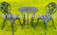 Aluminum Garden Furniture