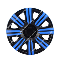 "Colorful Neon 12""13""14""15"" Car Wheel Center Hubcap for Universal"