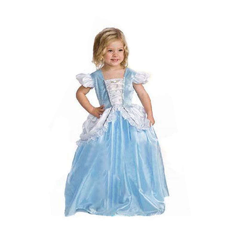 2015 New Cinderella font b dress b font font b children b font kids girls font