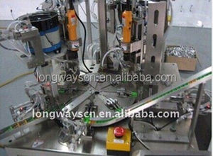 Assembly machine for automatic double layer of 14 pencils a box packing machine