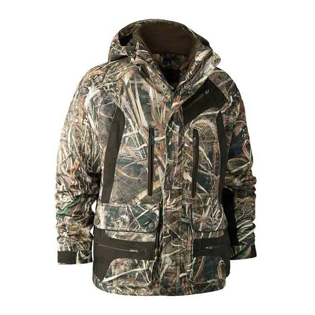 High Quality Winter Jacket Waterproof Camo Jackets  Windproof Polyester Hunting Coats