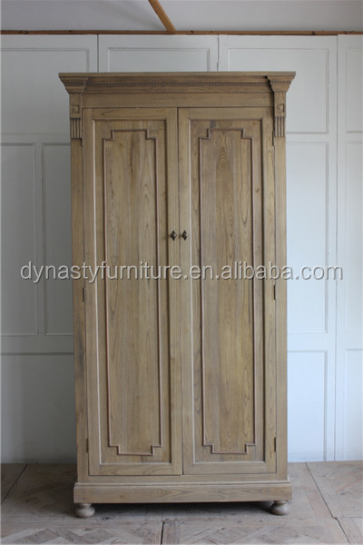 Antique chambre en bois marchandises conception armoire placard cabinet pour les ventes