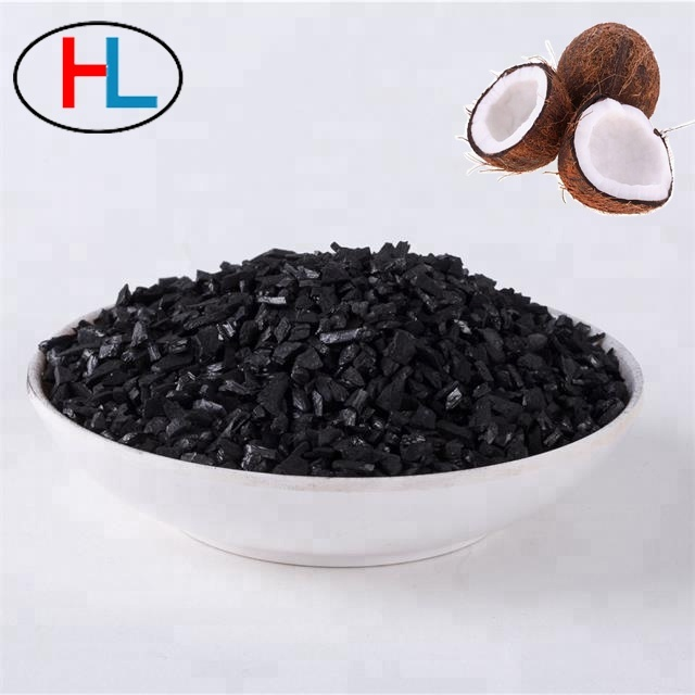 Spent catalyst Coconut shell charcoal Activated Carbon Adsorbent Variety granular activated carbon hy780