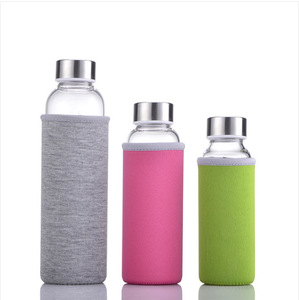 Glass tumbler price 4 oz drink water bottle