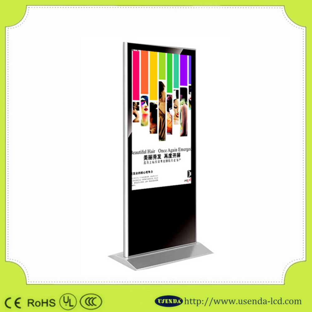 47 inch with samsung full HD wifi 3G digital signage display stands lcd screen on sale