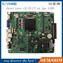 Factory price Very-high performance DDR3 dc 12v motherboard , lvds mini itx motherboard ,1037u mini itx motherboard
