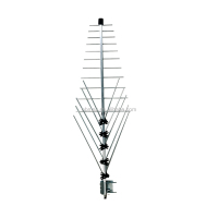 Ningbo Outdoor 32 Elements VHF UHF Log Periodic DVB-T TV Antenna uhf vhf outdoor tv antenna