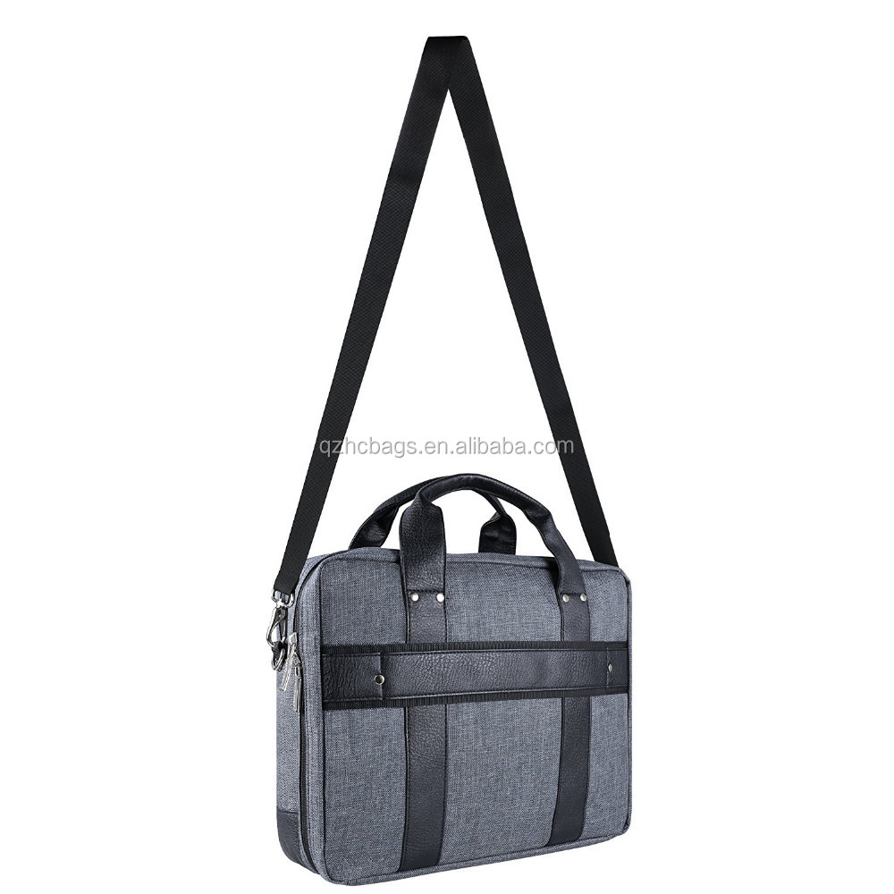 "Handle Durable Shoulder Strap Laptop Bag For Microsoft 15 - 15.6"" Laptop 2 in 1Computers"