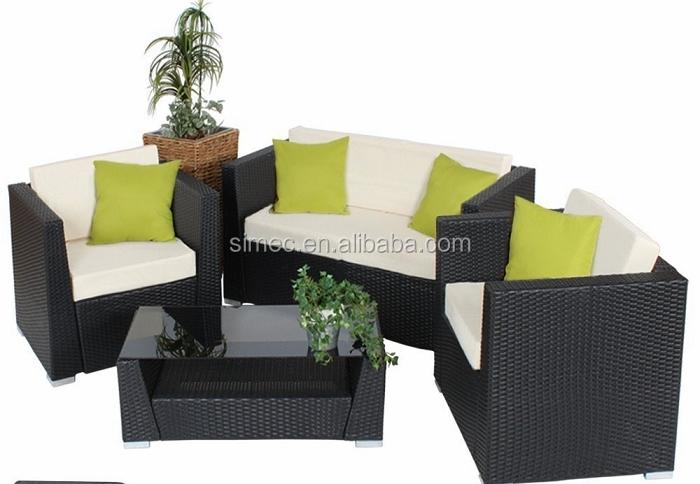 Venta Caliente Reino Unido Sofá Muebles De Jardín Conjuntos - Buy ...