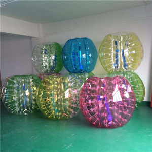 Hola bouncing ball for adult/bumper ball/inflatable bumper bubble ball for sale