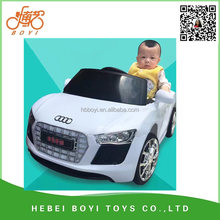 Hebei factory very cheap price wholesale toy difrrenent color kids electric cars for sale