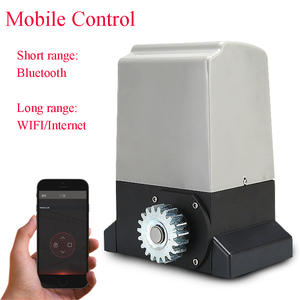 Wireless wifi mobile control garage remote control gate openers 600kg