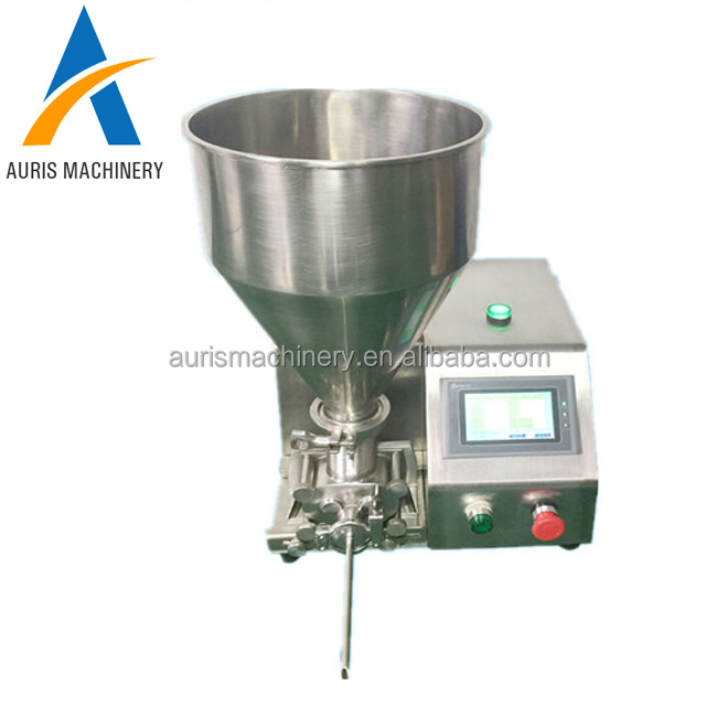 Touch screen ice cream cup filling machine