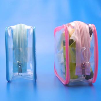 Waterproof Clear Cosmetic Pvc Bag Transpa Plastic Bags