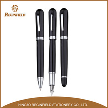 Promotional Black metal pen set
