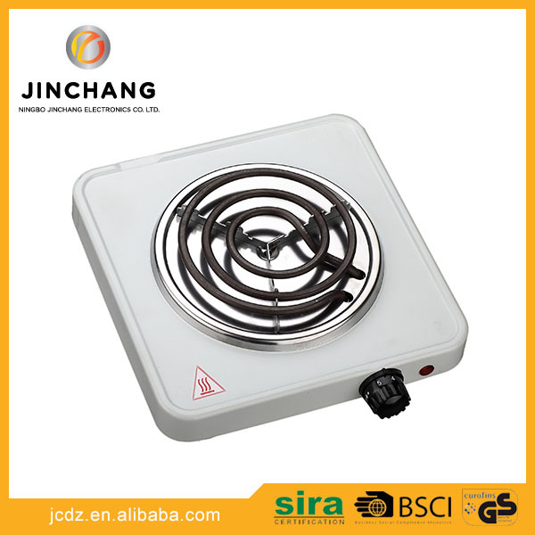Best price cooktop from China Electric portable single burner stove