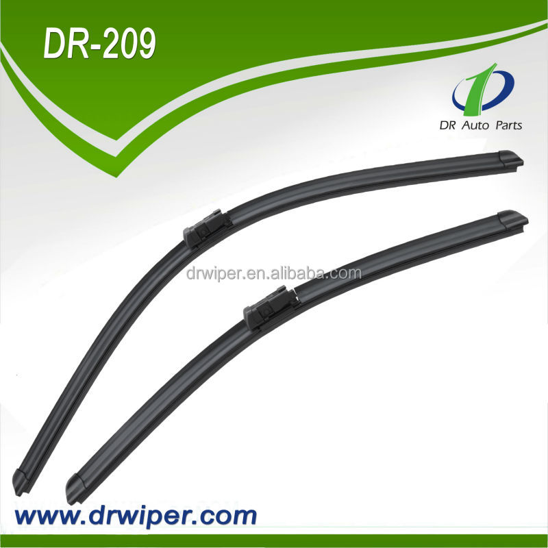 china supplier universal wiper blade the salable washer nozzle metal frame windshield wiper blade citroen c3 picasso