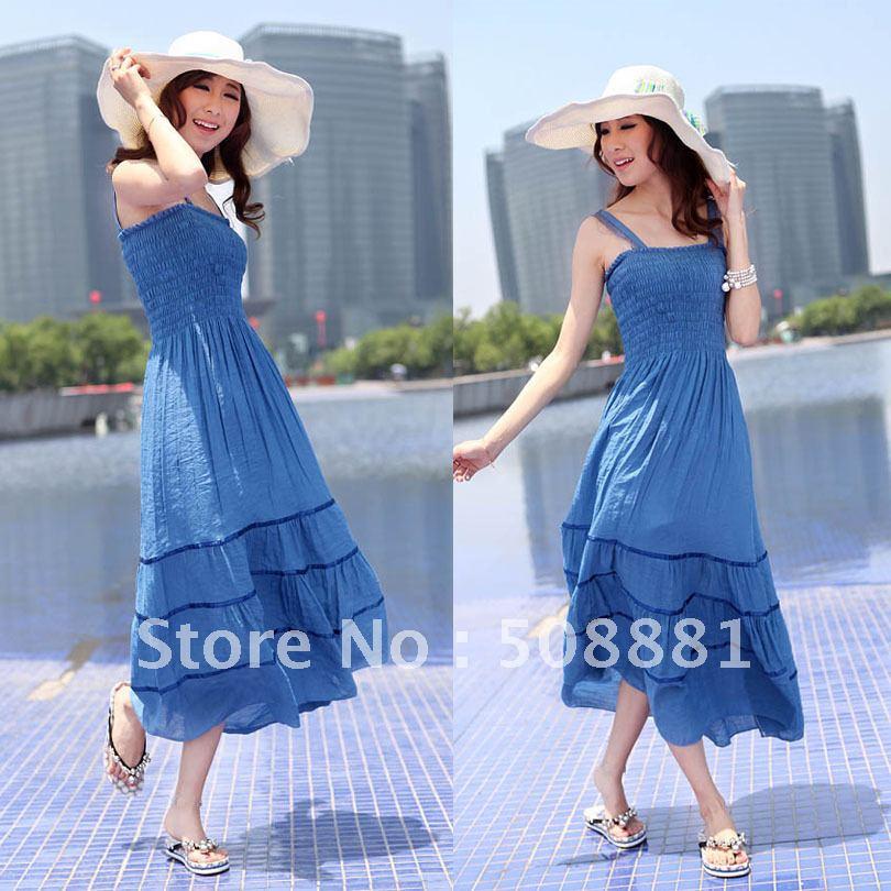 beach wear dress