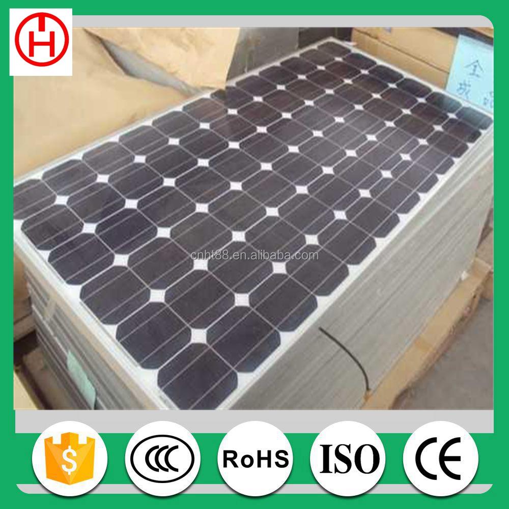 mat riau de silicium monocristallin 280 w solaire panneau chine usine directe syst me d 39 nergie. Black Bedroom Furniture Sets. Home Design Ideas