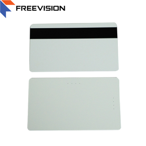 Contactless Proximity RFID ISO 125khz Card Magnetic WG26 Strip Card