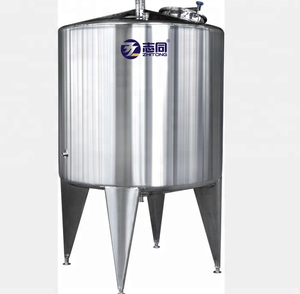 SS316L and SS304 water heating square shape Storage Tank