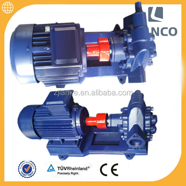 KCB Standard Gear Rotary electric fuel transfer pump in malaysia