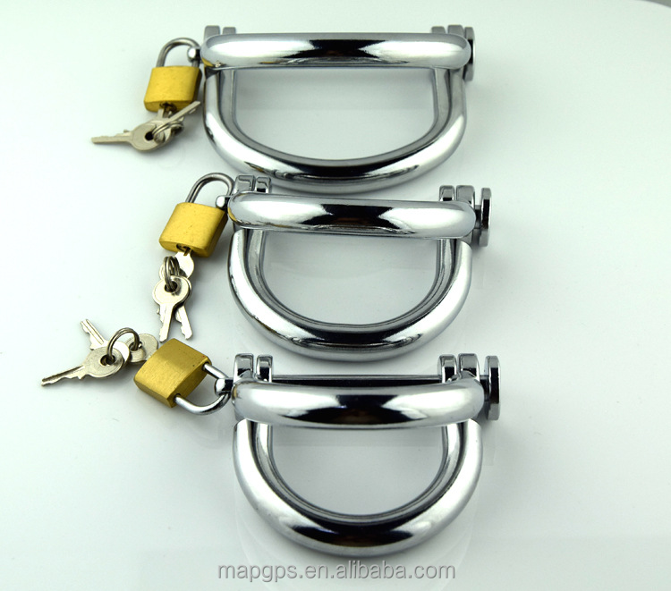 Silver Zinc Alloy Metal QQ Erotic Restraints Handcuffs Sex Toys Wrist Cuffs for Adult Couples Sex