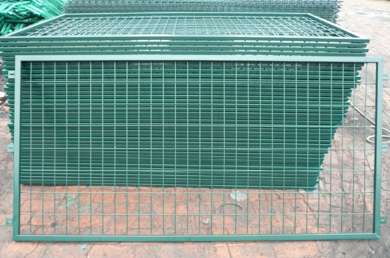 Galvanized Welded Wire Mesh Panel Welded Wire Mesh Fence
