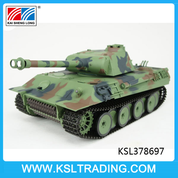 Henglong Germany Leopard 1/16 rc tank with metal