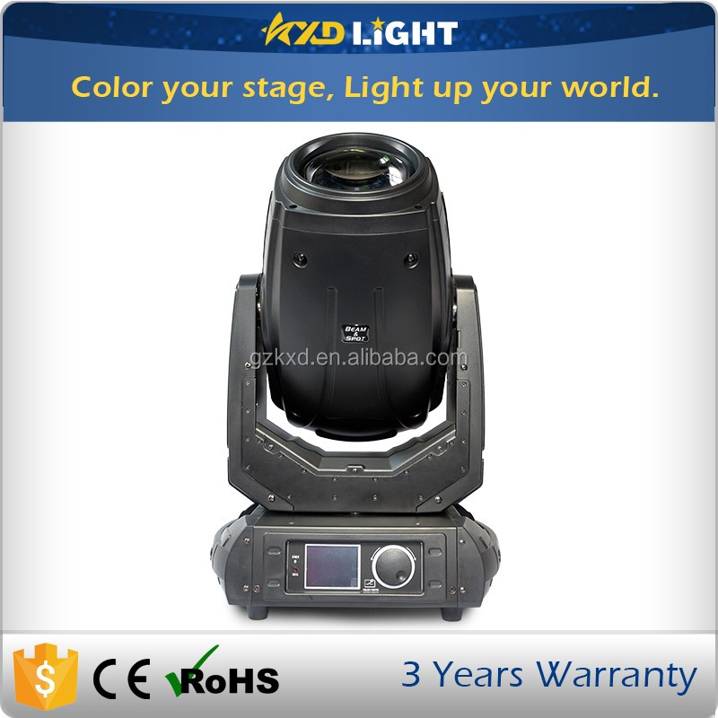 Hot Sales Professional Multi Effect Robe Pointe Beam Spot Wash 3in1 280W Moving Head Beam 280 Beam 10R Stage Light