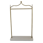 Middle East Style Clothes Shop Furniture Modern Rack Display Clothing